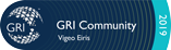 Logo GRI - Gold Community