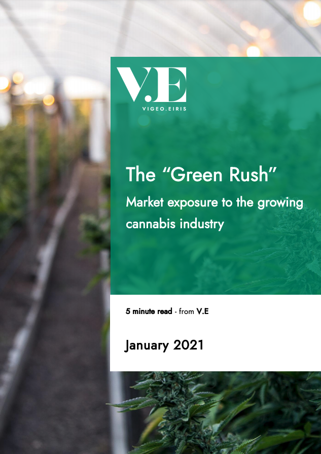 Green Rush report cover