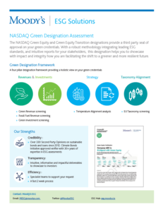 MCO_NASDAQ One-Pager